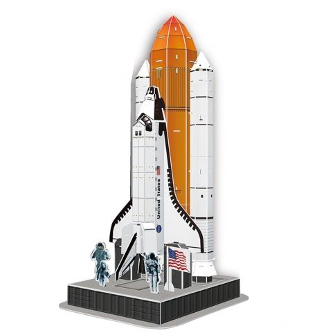 3D Palapeli Space Vehicles