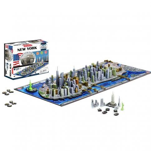 4D Cityscape Palapelit