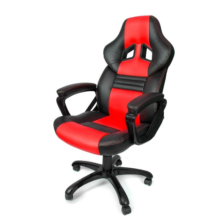 Arozzi Monza Gaming Chair Red
