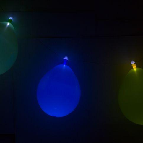 Balloon String Lights