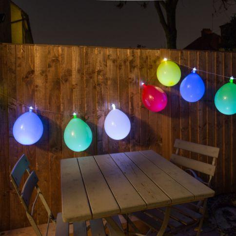 LED Ilmapallonauha