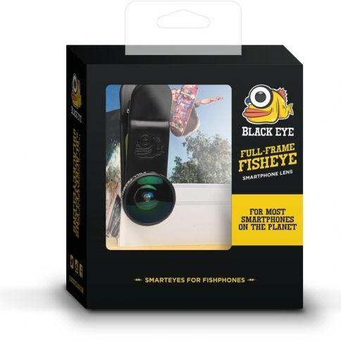 Black Eye Lens Kännykkälinssit