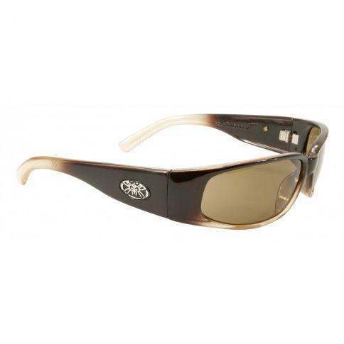 Black Flys Micro Fly II Caramel Aurinkolasit