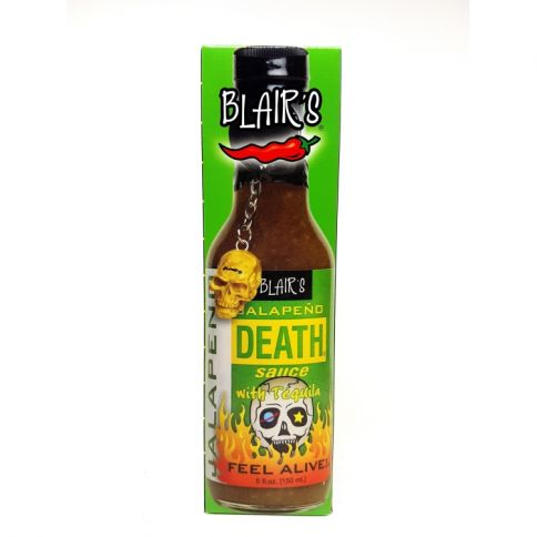 Blair's Jalapeno Tequila Death