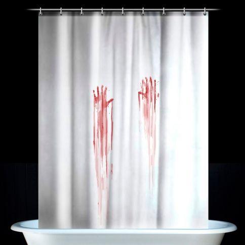 Bloodbath Suihkuverho