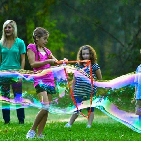 Bubble Thing Giganttiset Saippuakuplat