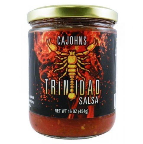 Cahjon's Trinidad Moruga Scorpion Salsa