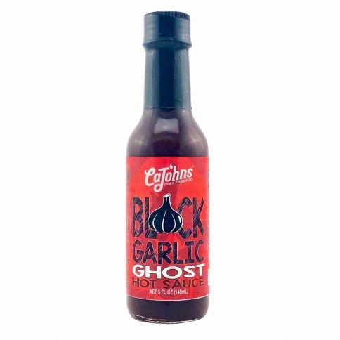 CaJohn's Black Garlic Ghost Soosi