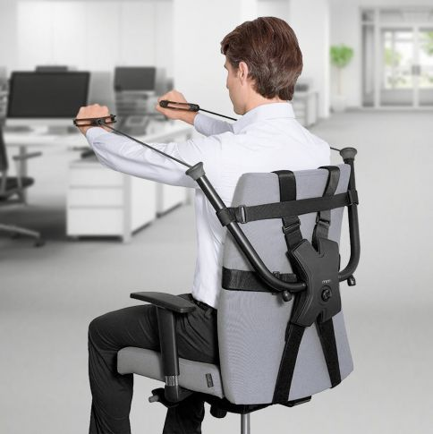 Chair Gym Kuntoilulaite Tuoliin