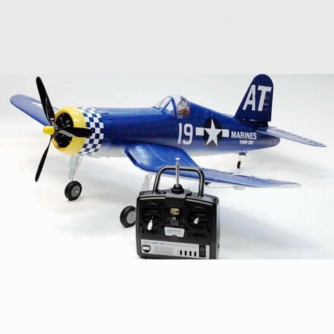F4U Corsair RC Lentokone