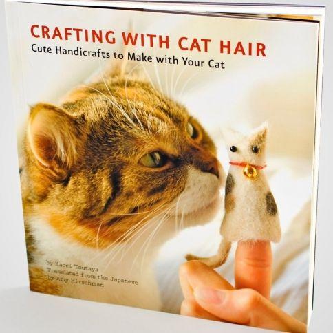 Crafting With Cat Hair Käsikirja