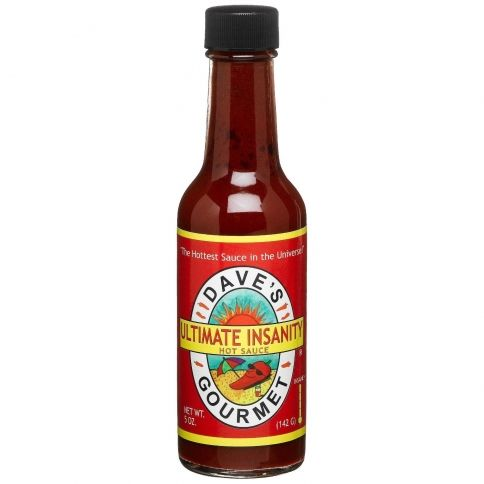 Dave's Ultimate Insanity Sauce