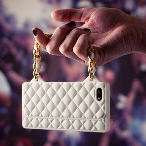Designer Handbag iPhone Case
