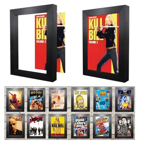 True Utility DVD Kehys