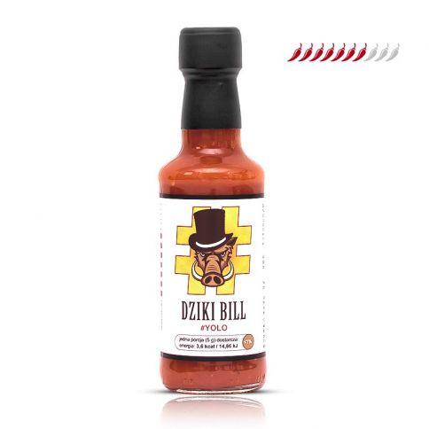 Dziki Bill #Yolo Hot Sauce