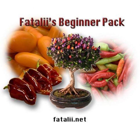 Fatalii's Beginner Pack Chilisiemenet
