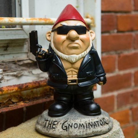 The Gnominator Puutarhatonttu