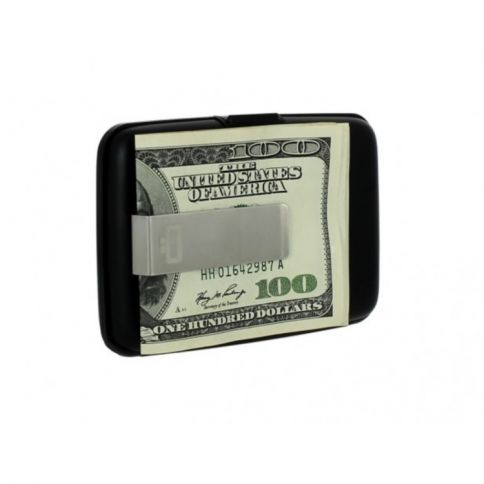 Ögon Designs Aluminium Wallet With Money Clip