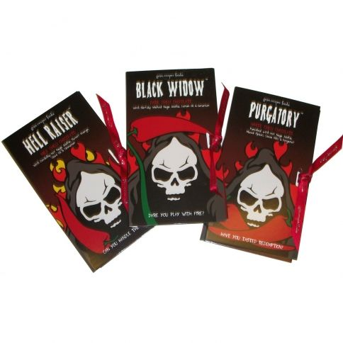 Grim Reaper Chilli Chocolates