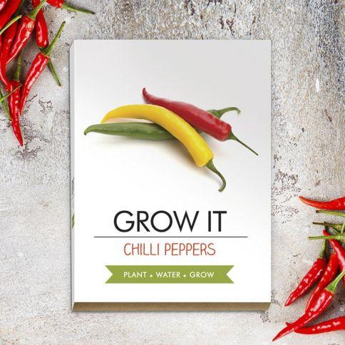 Grow It - Chilipippurit