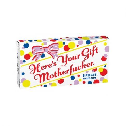 Here's Your Gift Motherfucker Purukumi