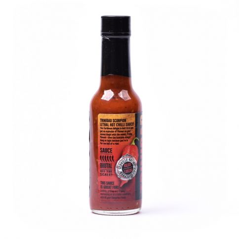 Hot Headz Trinidad Scorpion Hot Sauce