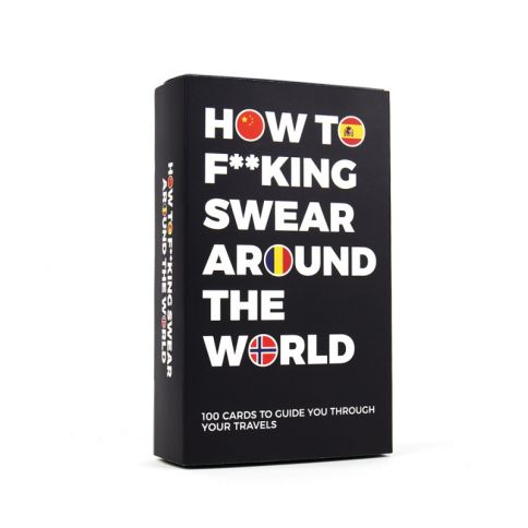How To F**king Swear Around The World Kortit