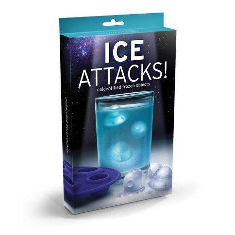 Ice Attacks! Jääpalat