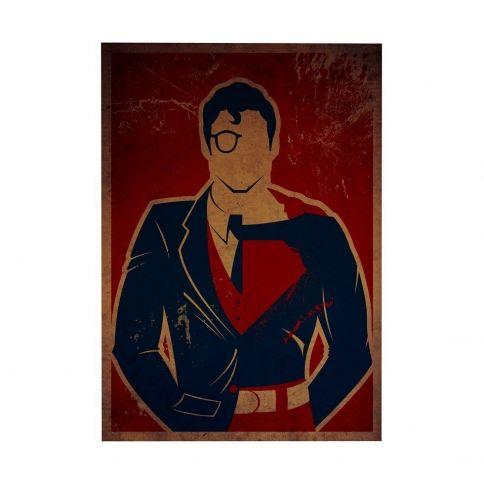 Clark Man Juliste by Danny Haas