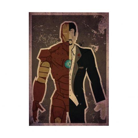 Iron Stark Juliste by Danny Haas
