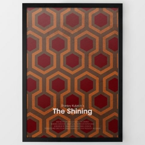 The Shining Juliste by Jamie Bolton