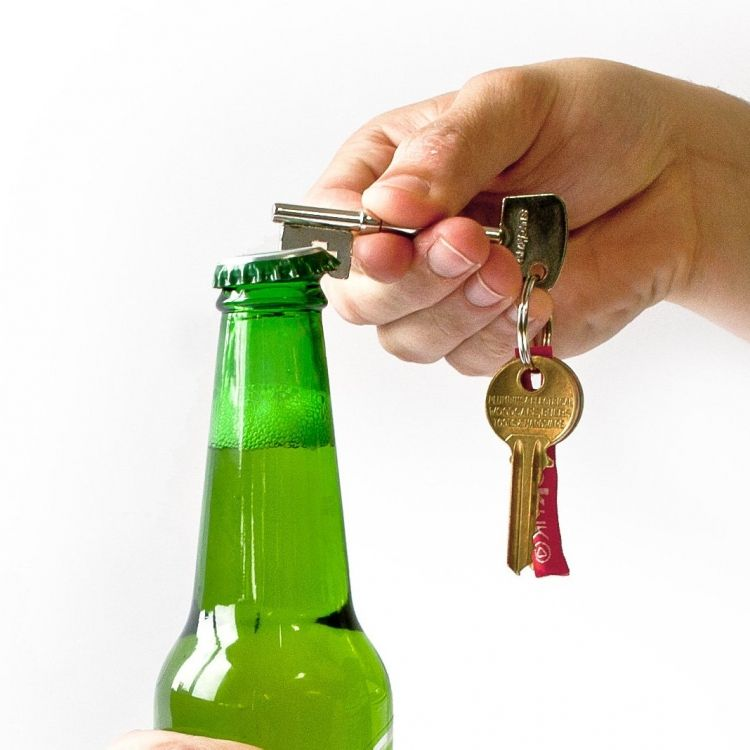 key bottle opener. Black Bedroom Furniture Sets. Home Design Ideas