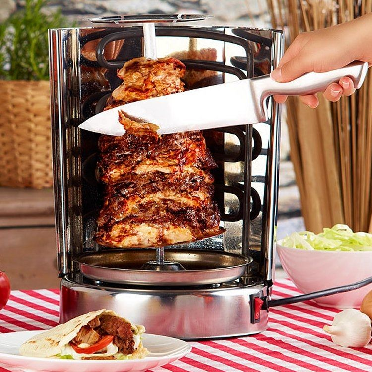Instant Kebab Grill For Home Use