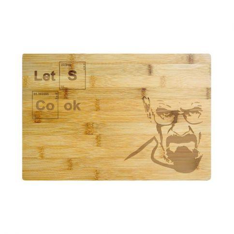 Let's Cook Leikkuulauta