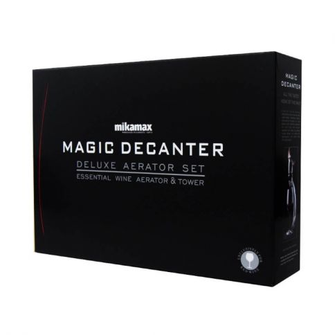 Magic Decanter Deluxe Viininilmaaja