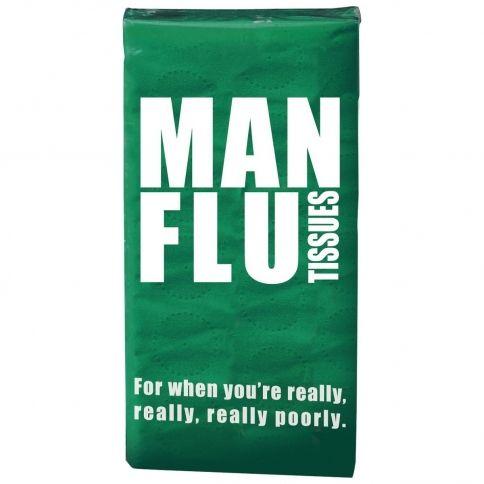 Man Flu Nenäliinat