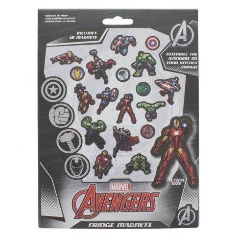 Marvel Avengers Jääkaappimagneetit