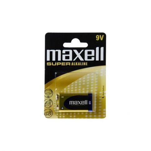 Maxell Super Alkaline Paristot