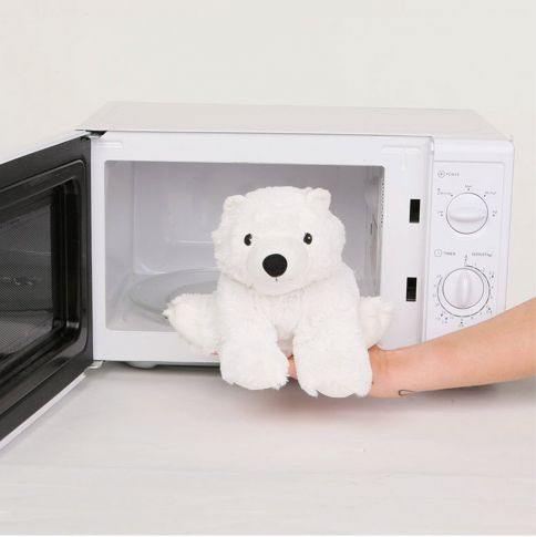 Lämmittävä Jääkarhu