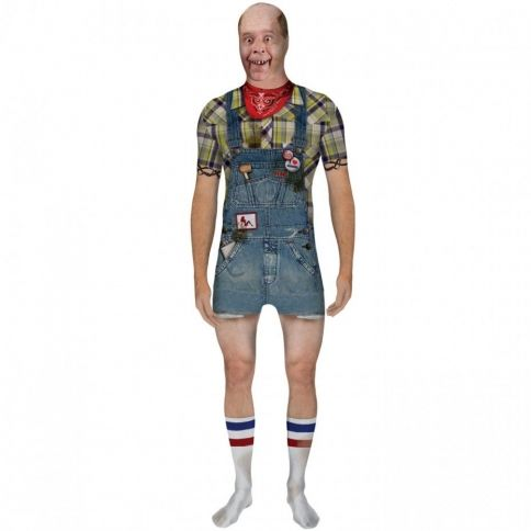 Faux Real Hillbilly Morphsuit