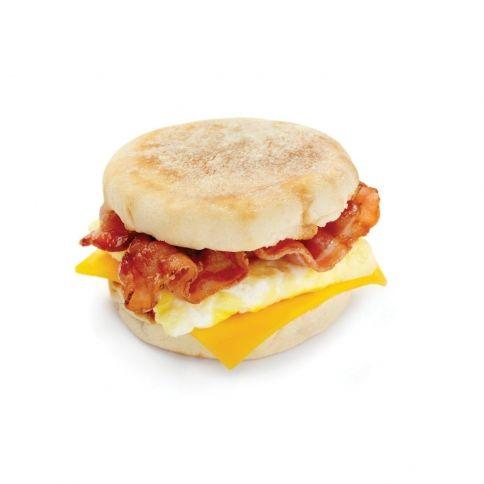Bacon & Egg Micro Dish