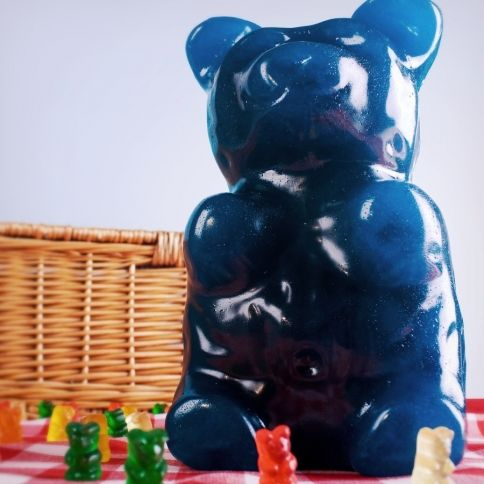 Giant Gummi Bear