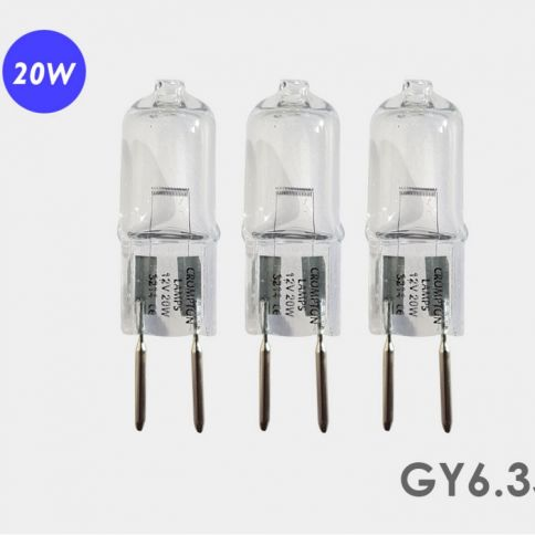 Mathmos Neo Spare Lamp 20W GY6.35 SES Halogen