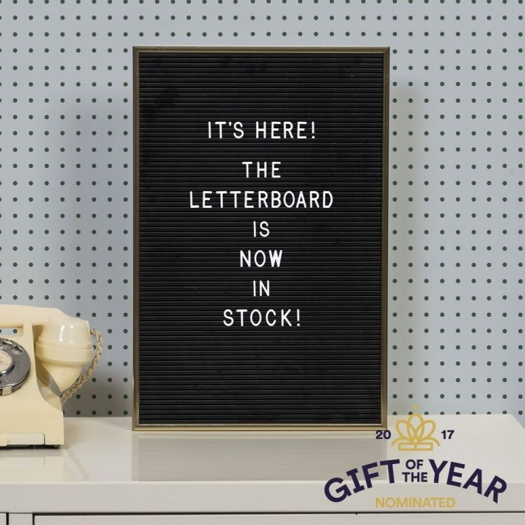 Letter Board Pulju Net