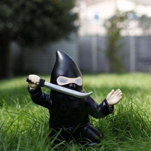 Ninja Puutarhatonttu