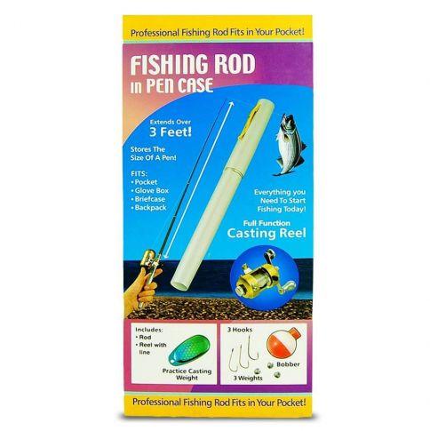 Pen Fishing Rod