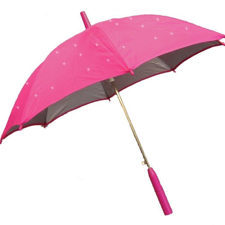 Diamond Pattern Umbrella dusty pink Riviéra Maison