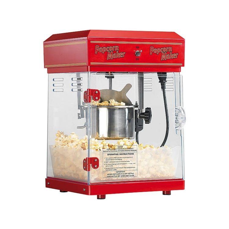 Popcorn kone hinta