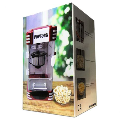 Deluxe Popcorn Machine