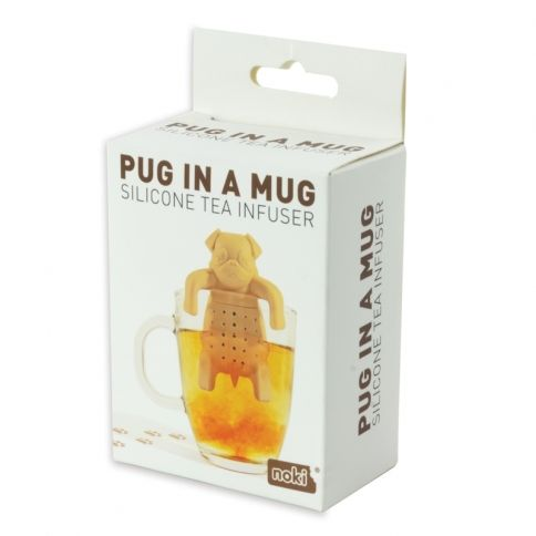 Pug in a Mug Teepallo